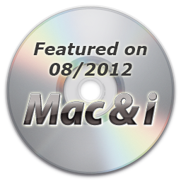 Vocab featured on September 2012 issue of Mac & I magazine